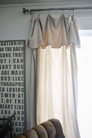 Curtains Made From Bed Sheets Best 25 No Sew Curtains Ideas On Pinterest Diy Curtains