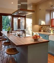 kitchen with white cabinets and wood countertops kitchens with butcher block counters gofoodservice