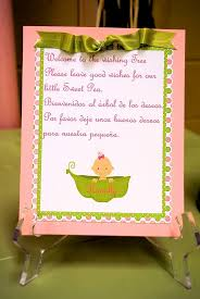 welcome home baby shower sweet pea baby shower party ideas photo 4 of 16 catch my party