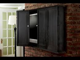mirror cabinet tv cover mirror cabinet tv covers pottery barn within wall mounted tv with