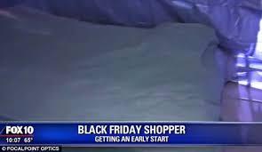 best black friday deals henkel arizona black friday shopper jarvis johnson sets up camp with a tv