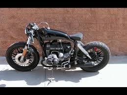bmw bobber build bob beemer bmw r100 bobber from usa