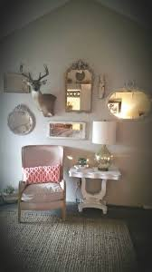 image result for decorating with deer heads shabby chic homes