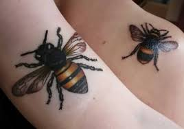 bumblebee tattoo art and designs page 15