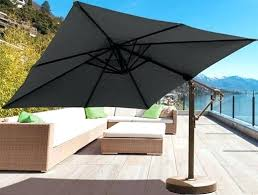 Cantilever Patio Umbrella With Base Cantilever Patio Umbrella Brokenshaker