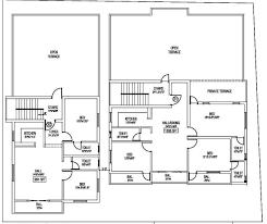 cluster house floor plans cluster home plan and house design ideas vesta builders eesha 658381 on cluster house floor plans