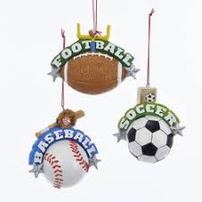 various sport ornaments the mouse