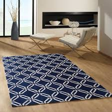 Red White And Blue Rugs Navy And White Rug 12u0027 Square Large 12x12 Rug Navy Blue