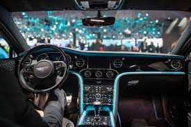 bentley mulliner interior bentley mulsanne 2nd generation facelift
