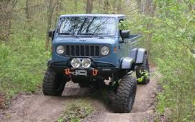 jeep forward control van jeep mighty fc concept first drive truck trend