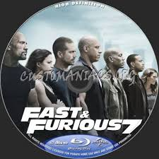 download movie fast and the furious 7 fast and furious 7 aka furious 7 blu ray label dvd covers labels