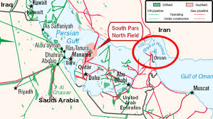middle east map gulf of oman the strait of hormuz is the world s most important transit