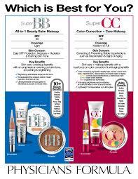physicians formula super bb all in 1 beauty balm kit light
