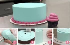 cara membuat hiasan kue ulang tahun anak menghias kue tart ulang tahun menggunakan icing dan fondant