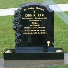 granite headstones a headstone can give your loved one respect