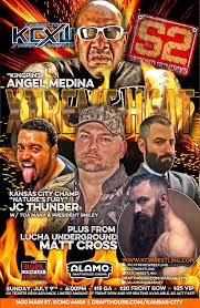 cape girardeau halloween city kansas city xtreme wrestling event u201cxtreme heat u201d on july 9th 2017