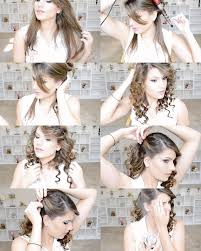 step bu step coil hairstyles collections of do it yourself curly hairstyles curly hairstyles