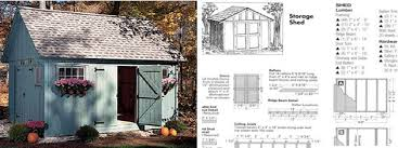 17 Best Images About Shed Building Plans On Pinterest Wooden