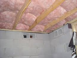 Best Way To Insulate A Basement by 3 Problems With Fiberglass Batt Insulation In Floors