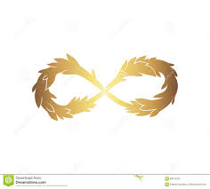 infinity sign infinity clipart gold pencil and in color infinity clipart gold