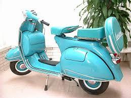 restored classic vespa i am not gonna lie i desperately want a