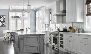 kitchen wall color with light gray cabinets 32 stylish ways to work with gray kitchen cabinets