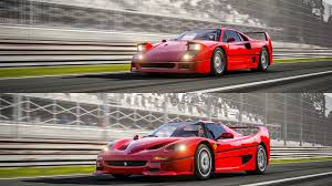 f50 top gear f40 vs f50 top gear track battle