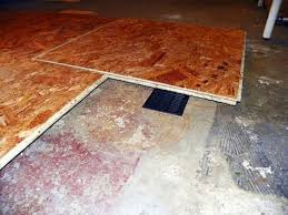 from wreck room to rec room laying a subfloor bob s blogs