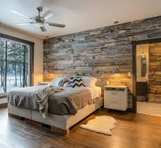 Bedroom Wall Fans Awesome Bedrooms With Reclaimed Wood Walls Bedroom Wood Panel Wall