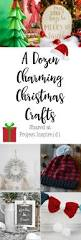 12 crafts to make your christmas charming an extraordinary day