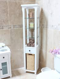 Bathroom Tall Cabinet by Laundry Basket Tall Bathroom Cabinets Jpg