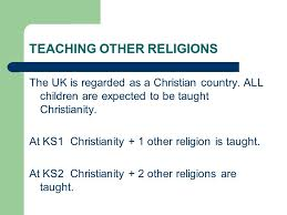 religious education other religious traditions in the classroom