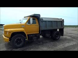 ford f700 truck 1982 ford f700 dump truck for sale sold at auction june 4 2013
