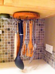 diy kitchen storage ideas diy rotating cooking utensil storage rack diy kitchen design