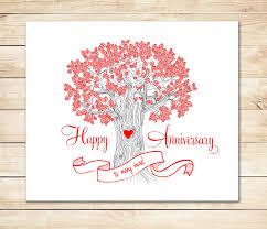 anniversary card printable anniversary card fast anniversary card diy