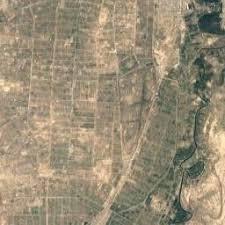 map of baghdad satellite map of baghdad