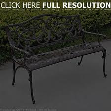 small garden bench ebay bench decoration
