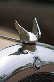 1942 chevrolet flying accessory ornament vintage auto