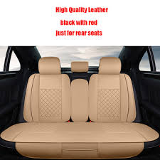 couvre siege cuir livraison gratuite siège arrière couvre housse de siège de voiture