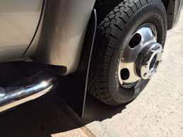 Ford F150 Truck Mud Guards - husky or weathertech mud flaps diesel forum thedieselstop com