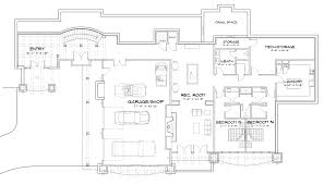 buffalo creek luxury log home design