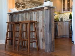 Kitchens With Bars And Islands How To Clad A Kitchen Island How Tos Diy