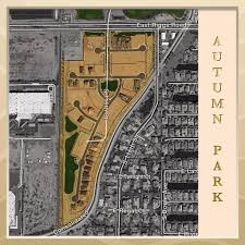 Map Of Chandler Az Autumn Park Chandler Arizona By Fulton Homes