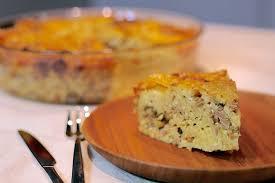 hervé cuisine quiche tortilla de spaghettis thon curry et courgette hervecuisine com