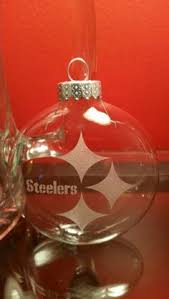 pittsburgh steelers ornament by delightdesignsvinyl on etsy