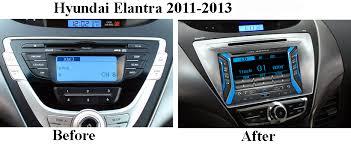 2013 hyundai elantra coupe accessories unavi 2013 2014 hyundai elantra coupe 8 lcd oem integrated nav