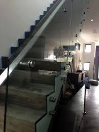 Glass Stair Handrail Super Glass U0026 Mirror Glass Railings