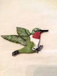 hummingbird ornaments for trees rainforest islands ferry