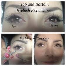 top and bottom eyelash extensions 909 989 6462 yelp