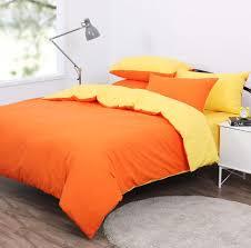 duvet covers 100 cotton duvet covers orange bedding sets queen